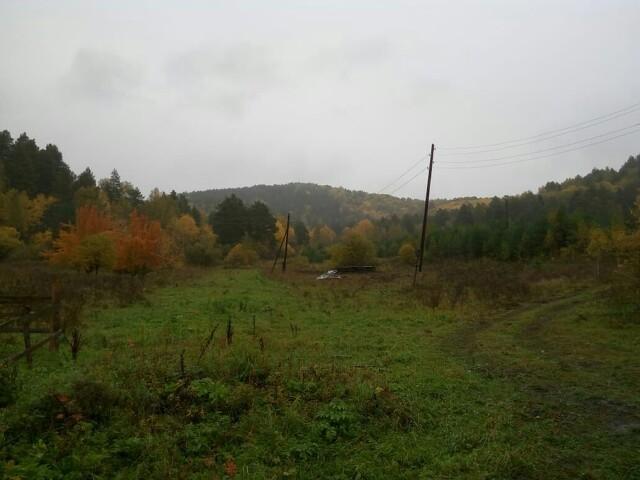 Участок в экопоселении Малая Тара в Горном Алтае. - 1