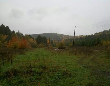 Участок в экопоселении Малая Тара в Горном Алтае.