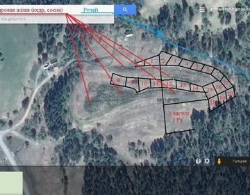 Участок в экопоселении Малая Тара в Горном Алтае. - Изображение 4