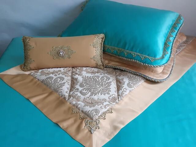 Комплект для кровати № 4 - «Queen» - 1