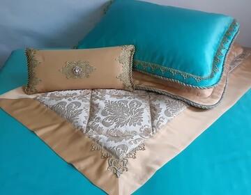 Комплект для кровати № 4 - «Queen»