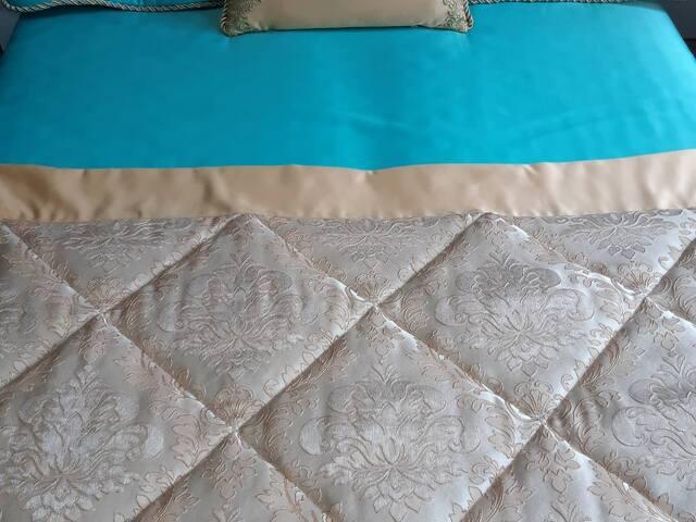 Комплект для кровати № 4 - «Queen» - 2