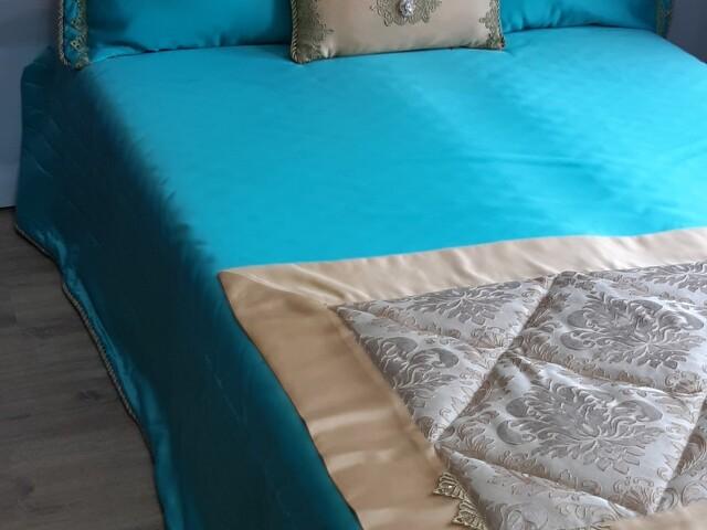 Комплект для кровати № 4 - «Queen» - 4