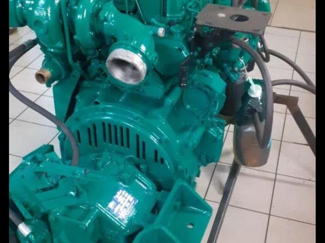 Дизельный двигатель VOLVO PENTA D5A-A ТА - 2