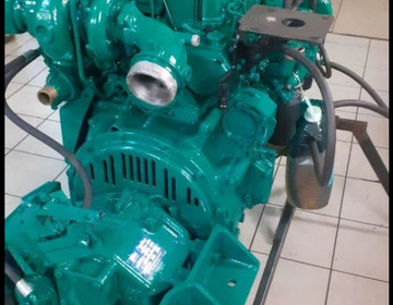 Дизельный двигатель VOLVO PENTA D5A-A ТА - Изображение 2