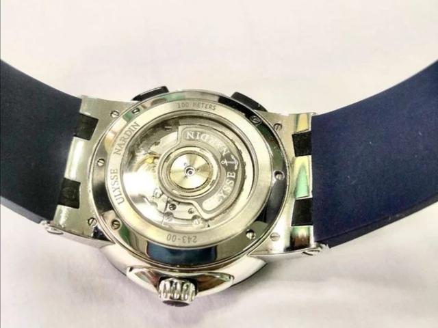 оригинальные часы ULYSSE NARDIN DUAL TIME 43 MM - 1