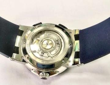 оригинальные часы ULYSSE NARDIN DUAL TIME 43 MM