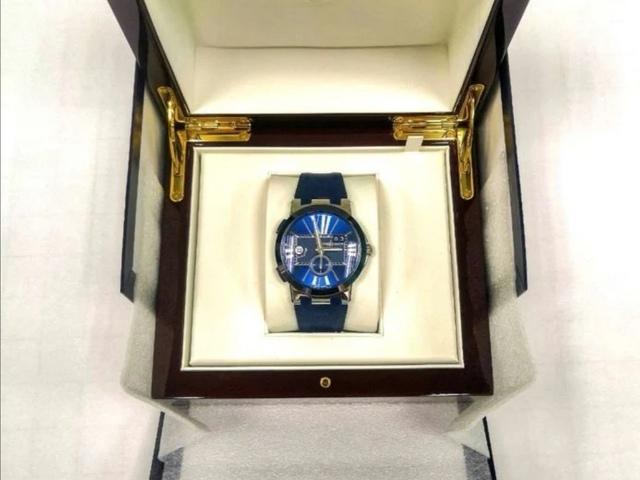 оригинальные часы ULYSSE NARDIN DUAL TIME 43 MM - 2