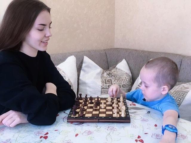 Учу шахматам, вы меня английскому языку - 1