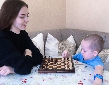 Учу шахматам, вы меня английскому языку
